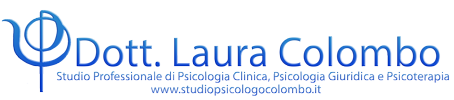 Studio Psicologo Dott. Laura Colombo – Badia Polesine, Rovigo, Lecco- Psicoterapeuta,Psicodiagnosta forense, I Disturbi d'Ansia, Panico, Fobie, Disturbo Ossessivo Compulsivo, Ipocondria, Depressione, Disturbo Bipolare, Anoressia, Bulimia, Alimentazione Logo